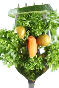 Диетические салаты. Рецепты диетических салатов
