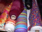 Выбор тканей для шитья
