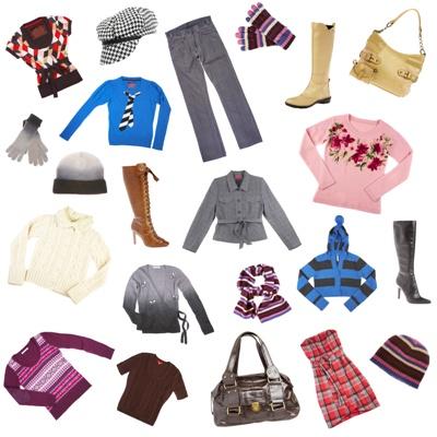Основные стили в одежде