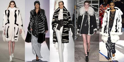 Модные шубы зимы 2014