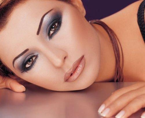 Праздничный макияж для 8 марта, фото
