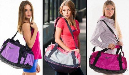 Как выбрать спортивную сумку? Практические советы