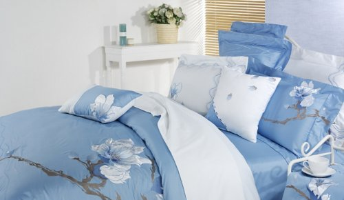 Какого цвета постельное белье выбрать?