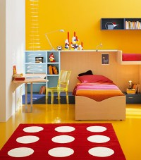 Дизайн интерьера: декор детской комнаты