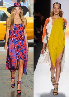 Что сейчас модно одевать?
