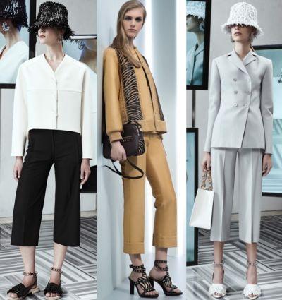 Модные брюки 2014, фото