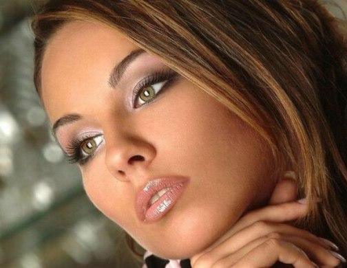 Модный и актуальный макияж осени-зимы 2013-14
