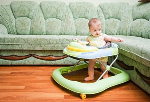 Как выбрать детские ходунки?