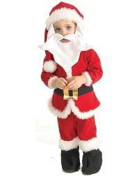 Как сшить костюм Санта-Клауса?