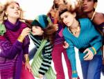 Женский трикотаж - модно и уютно