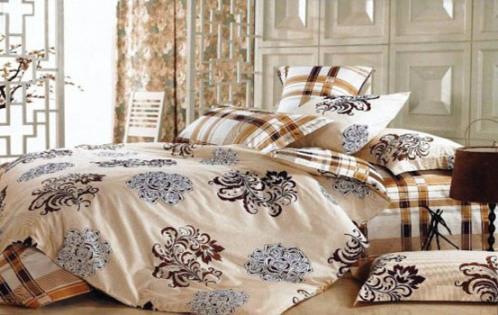 Преимущества постельного белья из поплина