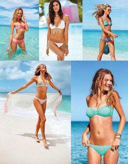 Купальники Victoria's Secret - стиль и качество!