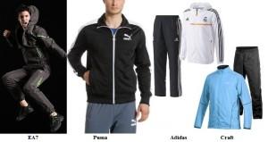 Мужская спортивная одежда 2014
