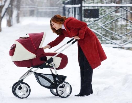 Детская коляска: как выбрать зимний вариант?