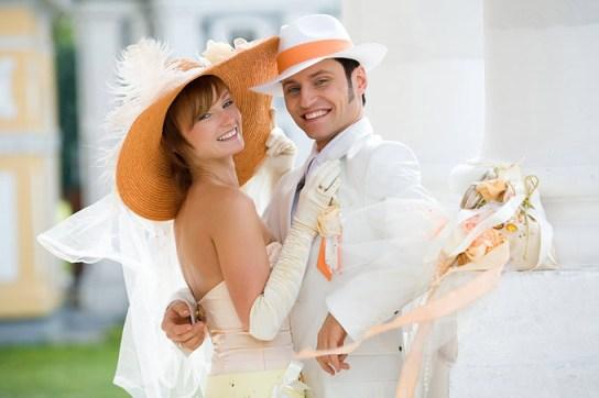 Как устроить необычную свадьбу?