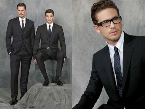 Мужской костюм – элегантность и стиль!