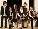 Стильная школьная одежда для детей младшего и среднего школьного возраста