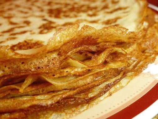 Блины – простое и универсальное блюдо к вашему столу