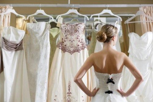 Самые модные свадебные платья 2014