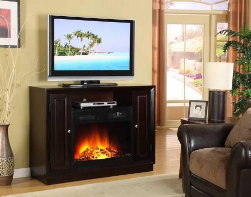 Электрические камины – тепло и уют