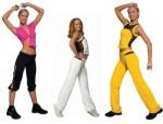 Практичная одежда для занятия фитнесом