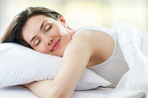 """Крепкий сон c """"правильной"""" подушкой"""