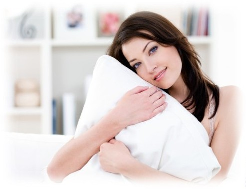 Выбираем подушку для сна