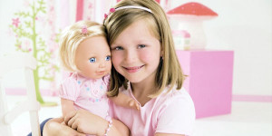 Кукла в подарок