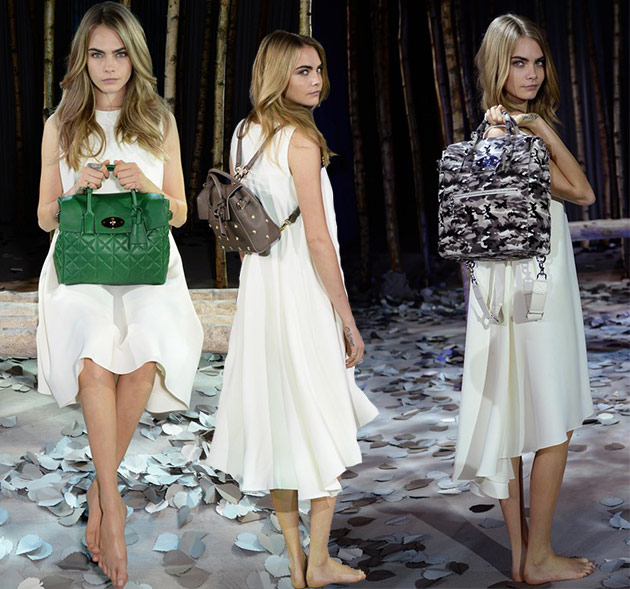 Какие сумки будут модными в 2015 году?