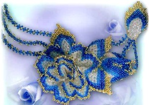 Основы плетение из бисера для новичков