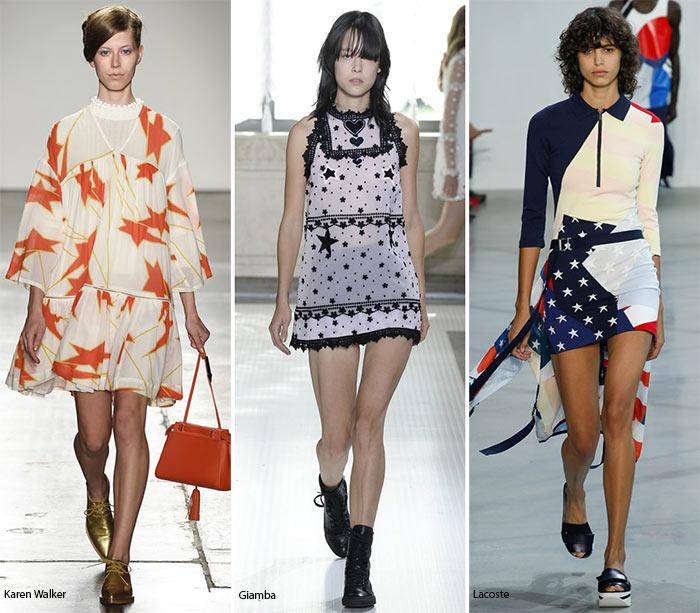 Модные блузки лето 2017