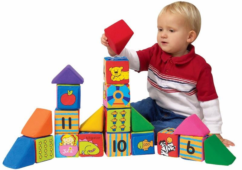 Игрушки мальчику годовалому